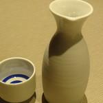 越後屋 久保田 - 越後桜(日本酒・冷)/2015年9月来店