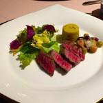 Tsukimisou - 和牛のステーキ