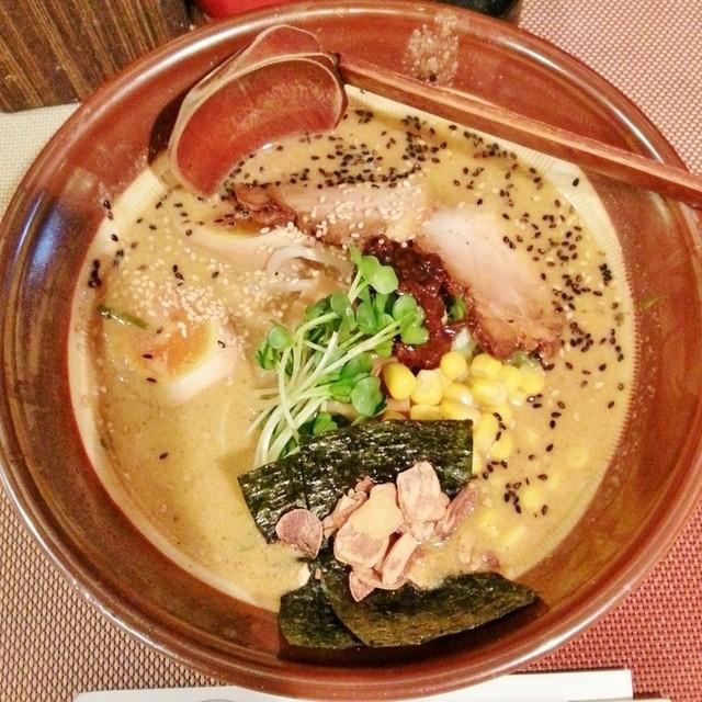 ABCらーめん - 全部乗せ麻醤麺