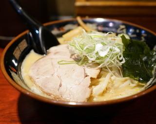 ひむろ  亀有店 - 2015.9 札幌味噌らーめん(750円)