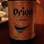 彩食酒蔵 OUKA - オリオンビール