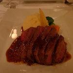 ル・マルカッサン - 牛フィレ肉のロースト