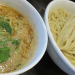 Tsurumen - 淡海地鶏 白湯つけそば