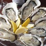 ビストロ カキヤ - 本日の生牡蠣盛り合わせ