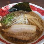 らあ麺ダイニング 為セバ成ル。 - 魚だし香る醤油麺 700円