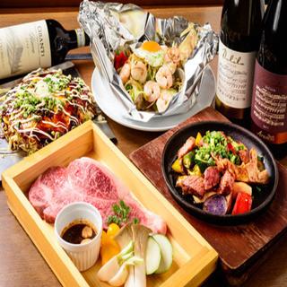 名古屋で鉄板焼きを食べるなら!鑠鑠