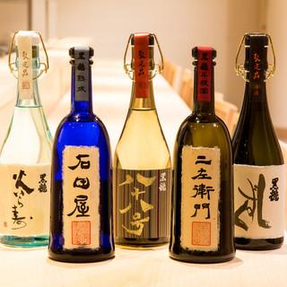いいものを選び抜く。酒
