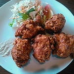 上海園 - 鶏唐揚げ