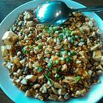上海園 - マーボー豆腐