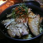 CAFE ARTISTA - 新・豚豚ご飯(アップ)