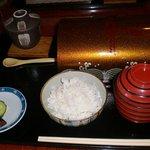 ひめの家 - 料理写真:玉手箱