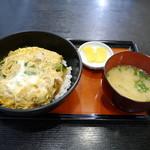 信濃庵 - 親子丼