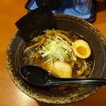 麺's 菜ヶ蔵 - 黒醤油