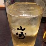 十三トリスバー - 山崎