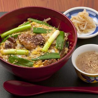 【数量限定ランチ】近江牛丼(並540円大700円)※要予約