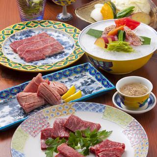 <おまかせ7350円コース>※宴会コース5500円もあります