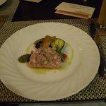 レストラン ボスコ - 前菜