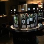 大宮ワインバル ASOKO - ワインを選ぶメカ