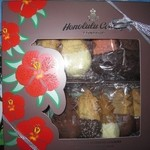 Honolulu Cookie Company - 2015年のプレミアム・ショートブレッド・クッキー$20.00
