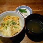 バードランド - 食事(親子丼)