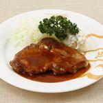 洋食屋 ヨシカミ - ポークソテー