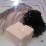 仲島 - 鱈の酒蒸し