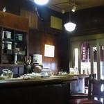 平岡珈琲店 - 店内