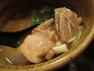 つけ麺 えん寺 吉祥寺総本店 - ベジポタつけ麺 国産小麦太麺