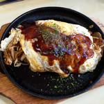 お好み焼さち - 料理写真: