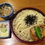 ラーメン武藤製麺所 - ざるつけ麺