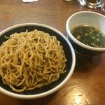 麺鮮醤油房 周一 - つけそば  中盛り300g〜(*^◯^*)♪