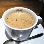 カカオストア - ショコラショー ビター