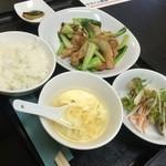 中国菜 香味 - ☆本日のAランチ(●^o^●)☆