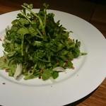 ストーヴ・キッチン ボウルハウス - 玉ねぎとクレソンのサラダ