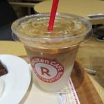 楽天カフェ - アイスカフェラテ