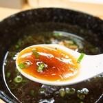 三谷製麺所 - つけめん(つけダレ)