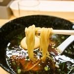 三谷製麺所 - つけめん(中太麺)