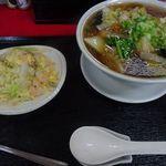 中華料理 楽天華 - 料理写真: