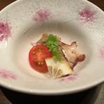 日本酒スローフード 方舟 - 岩蛸のマリネ