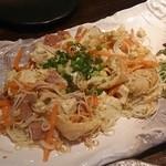 沖縄料理 うみそら - チャンプルー