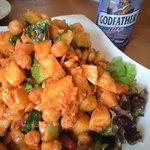 スパイスガーデン  - ひよこ豆のサラダ
