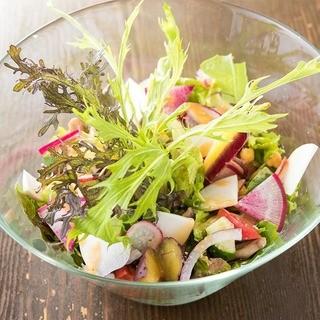無農薬野菜・オーガニック食材にこだわるイタリアン