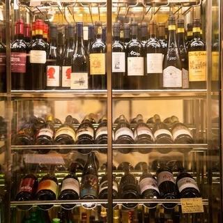 ソフトドリンク、ワイン、日本酒、焼酎もすべてオーガニック☆彡