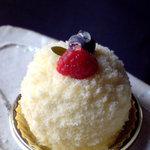 ミヤハラ - 料理写真:キララ〜 レアチーズ