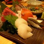 魚真 - 刺盛り