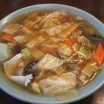 上海亭 - 広東麺