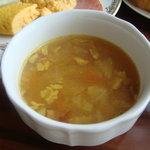 FRANCD'OR - 野菜たっぷりのコンソメスープ