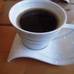 こーひー豆処 うま珈 - ドリンク写真:おためしコーヒー