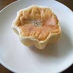 4253407 - 油味噌と茄子と青ネギのパン