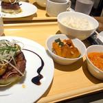 42531547 - ロッシーニand前菜ふたつ